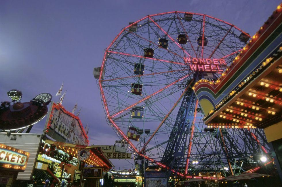 Coney Island, Brooklyn, New York City