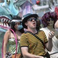 juggler, Mermaid Parade, Coney Island, Brooklyn, NY