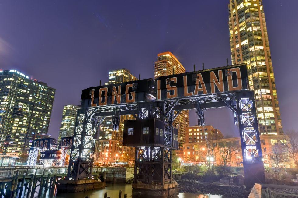 Long Island City, Queens, New York City, New York, USA.