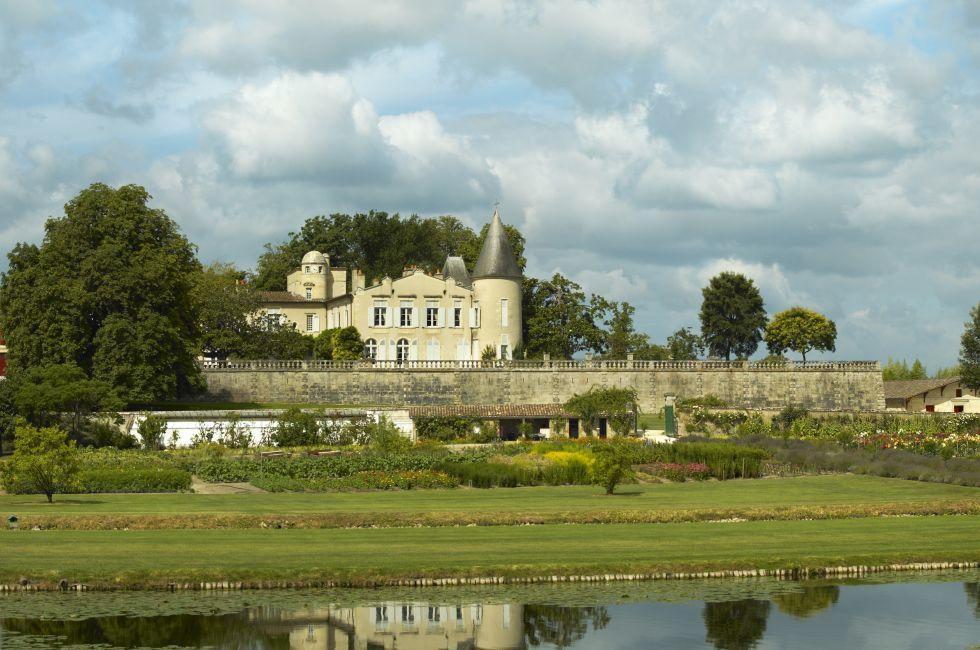 Chateau Lafite Rothschild, Bordeaux, France