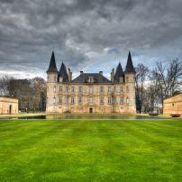 Chateau Pichon-Longueville, Pauillac, France