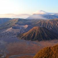 Sunrise, Bromo Volcano, Java, Surabaya, Indonesia