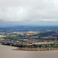 Cityscape, Bintulu, Sarawak, Malaysia