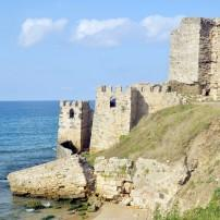 Sinop Castle, Black Sea, Turkey