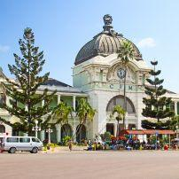 Central Train Station, Maputo, Mozambique