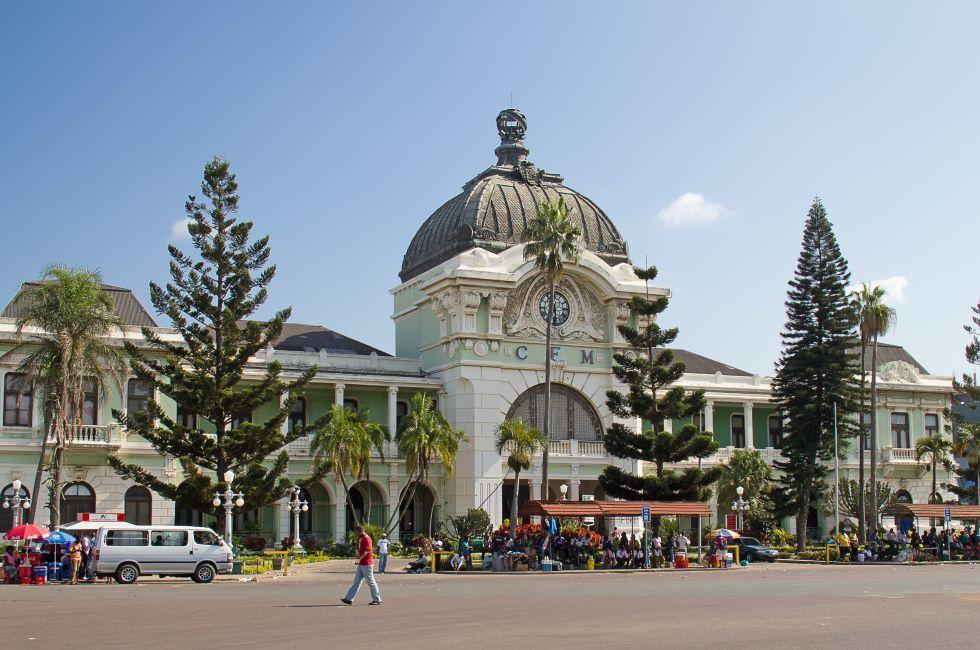 Maputo, Mozambique, Africa