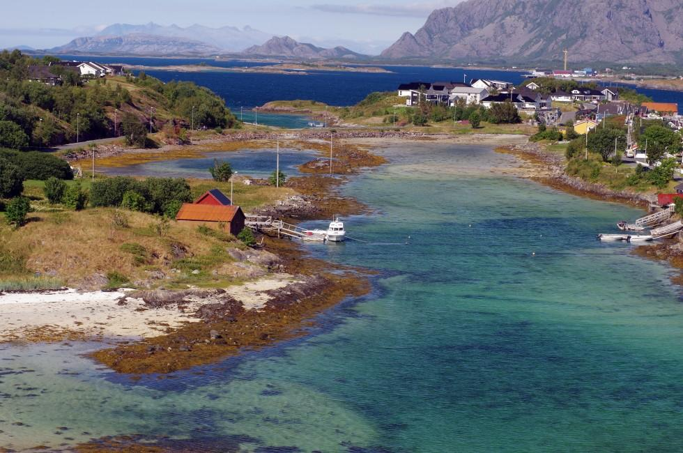 Bay, Bronnoysund, Norway