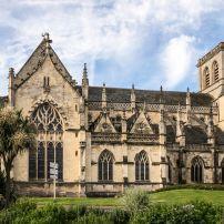 Sainte Trinite Basilica, Saint Trinity Basilica, Cherbourg, Normandy, France