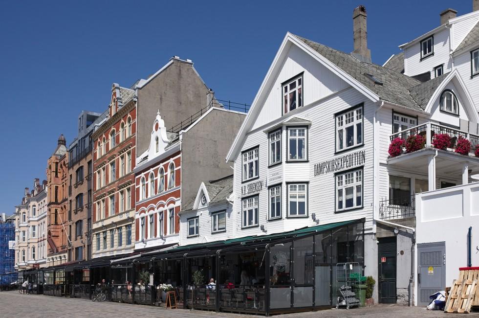 House, Haugesund Town, Norway