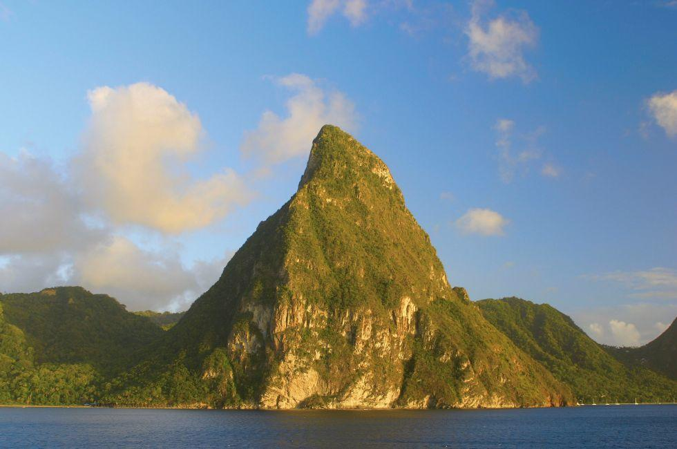 The Pitons, St. Lucia, Caribbean