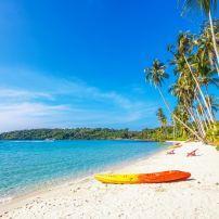 Kayak, Beach, Phu Quoc, Vietnam