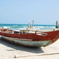 Fishing Boat, Danang, Vietnam