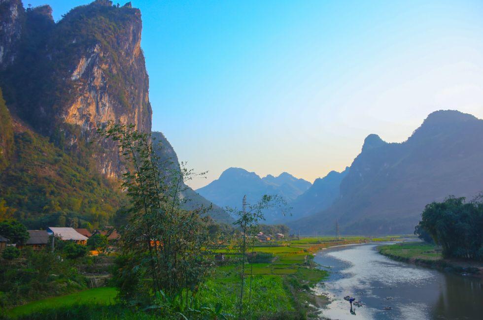 Tuan Giao, Dien Bien Phu, Vietnam