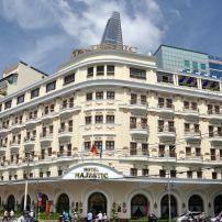 Majestic Hotel, Ho Chi Minh City, Vietnam
