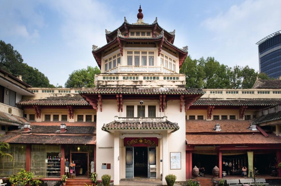 Vietnam History Museum, Ho Chi MInh City, Vietnam