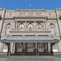 Teatro Colon, Buenos Aires, Argentina