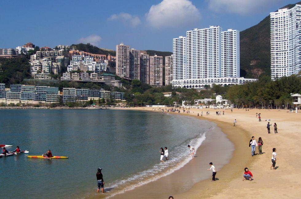 Repulse Bay, Southside, Hong Kong, China