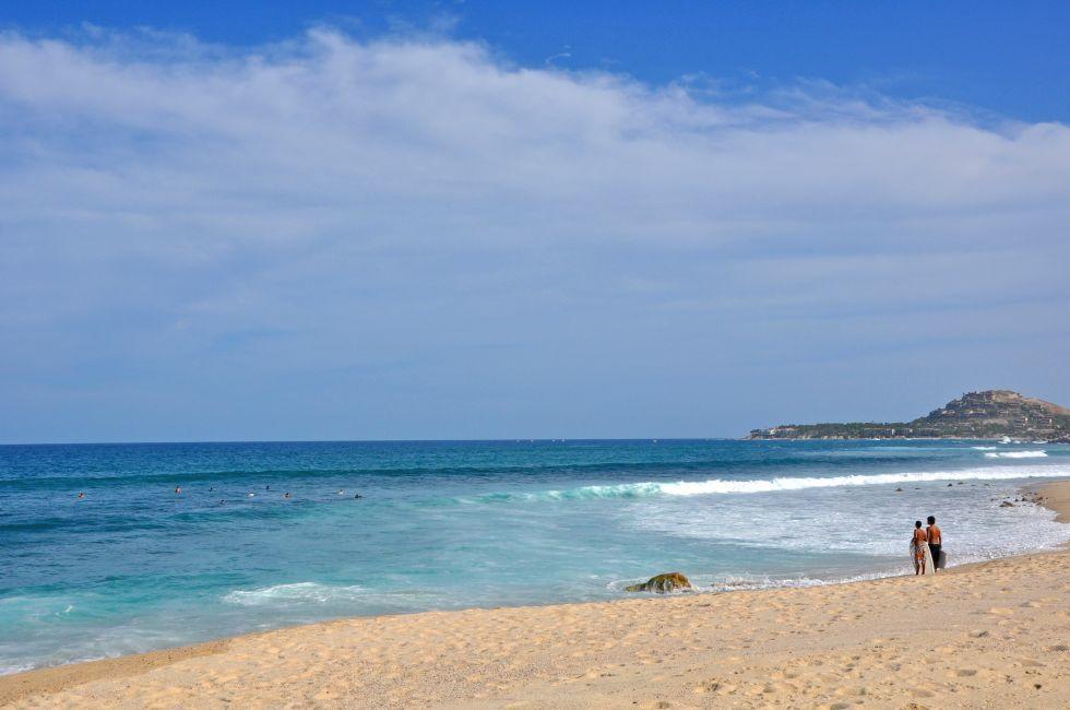 Beach, Costa Azul, San Jose del Cabo, Los Cabos, Mexico