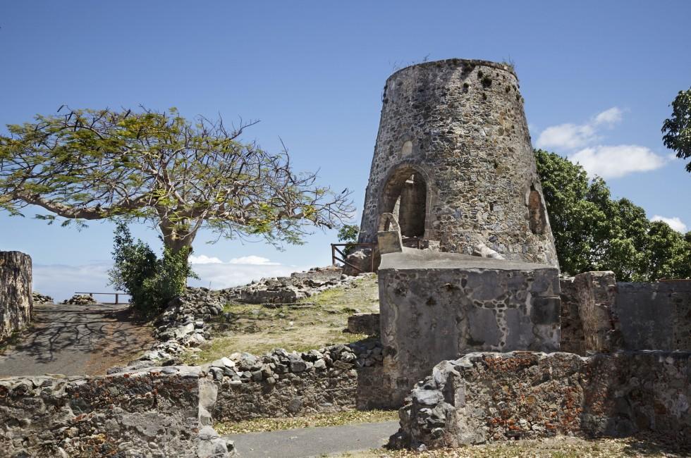 Ruins, Annaberg Plantation, St. John, USVI