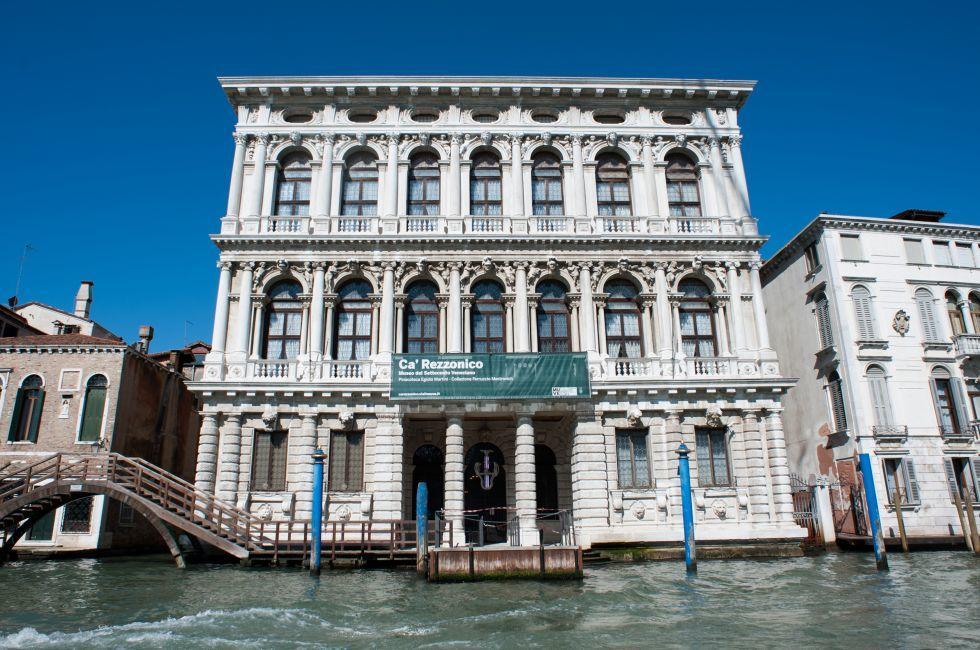 Ca' Rezzonico, Dorsoduro, Venice, Italy