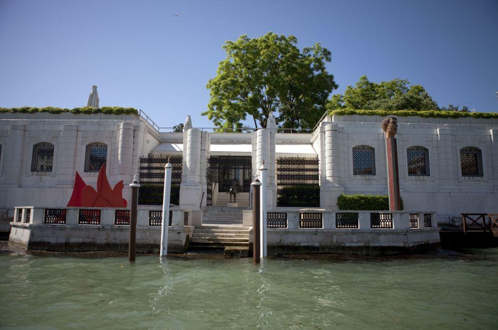 Peggy Guggenheim Collection, Dorsoduro, Venice, Italy