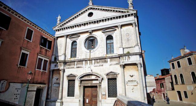 San Sebastiano, Dorsoduro, Venice, Italy