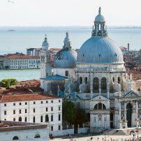 Santa Maria della Salute; Dorsoduro, Venice, Italy.