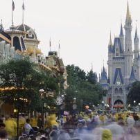 Mainstreet, Disney World, Lake Buena Vista, Orlando, Florida, USA