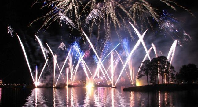 IllumiNations Reflections of Earth, Walt Disney World, Orlando, Florida, USA