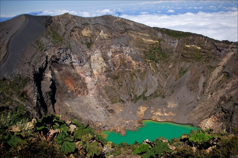 Irazu Volcano , Costa Rica