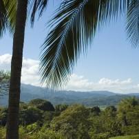 Landscape, Tarcoles, Puntarenas, Costa Rica.