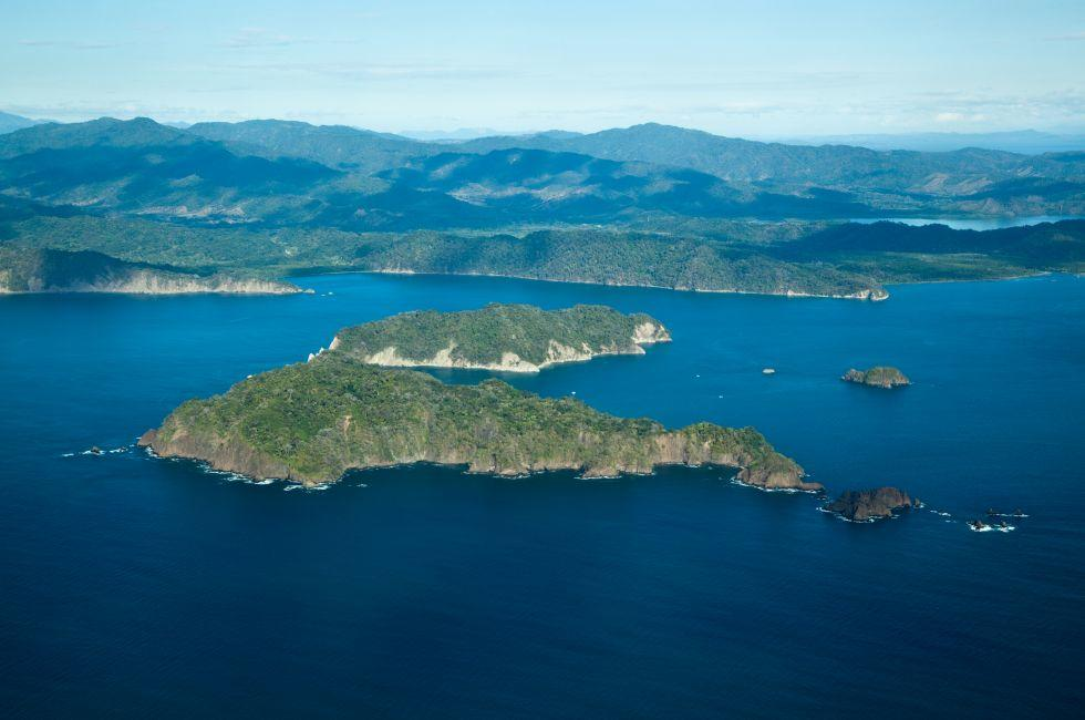 Tortugas Islands, Gulf of Nicoya, Costa Rica