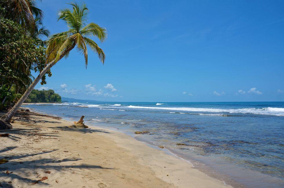Beach, Playa Chiquita, Puerto Viejo de Talamanca