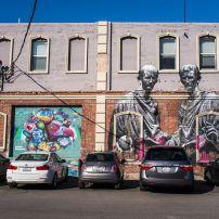 Art District, Downtown Los Angeles, Los Angeles, California