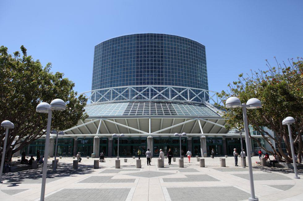 Convention Center, Downtown Los Angeles,  Los Angeles, California, USA
