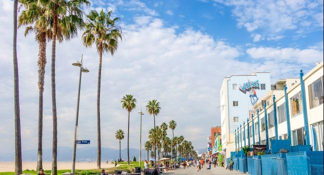 Visit Venice Beach California