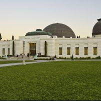 Griffith Observatory, Los Feliz, Hollywood, Los Angeles, California, USA.