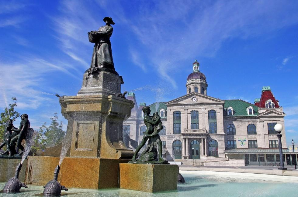 Hochelaga-Maisonneuve, Montreal, Quebec, Canada