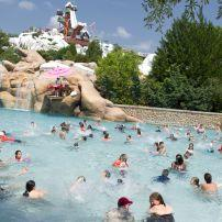 Blizzard Beach, Walt Disney World, Orlando, Florida, USA