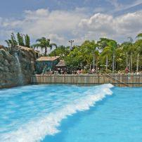 Typhoon Lagoon Surf Pool, Walt Disney World, Orlando, Florida, USA