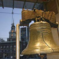 Liberty Bell, Historic Area, Philadelphia, Pennsylvania, USA