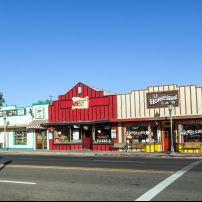 Frontier Street, Wickenburg, Arizona