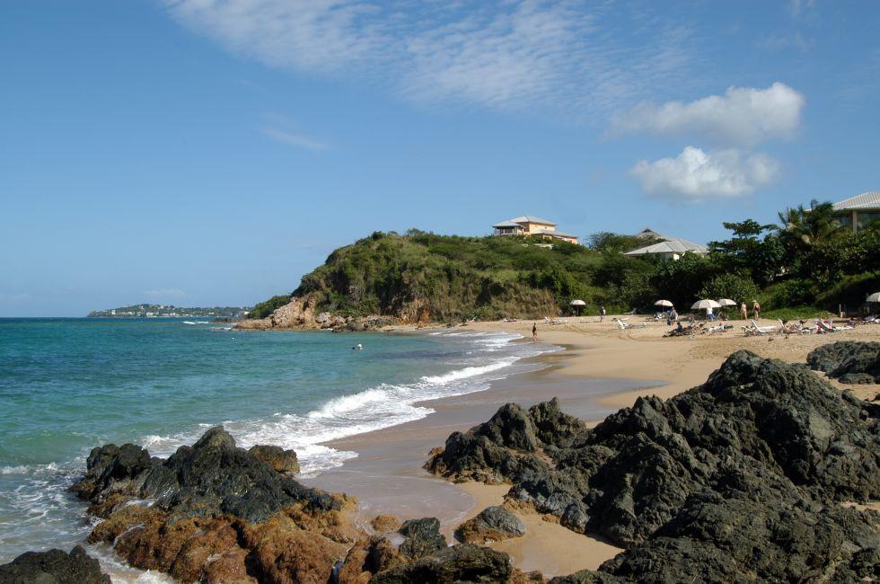 Beach, Vieques, Puerto Rico