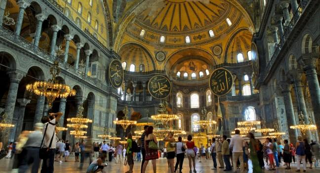 Aya Sofya Review Istanbul Turkey Sight Fodor S Travel