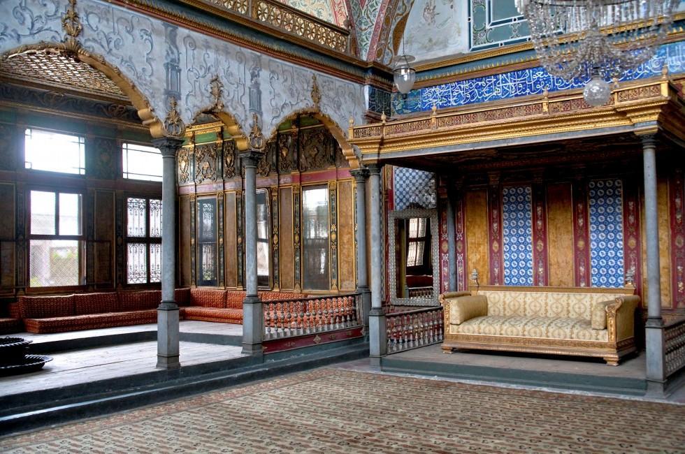 Harem, Topkapı Palace, Istanbul, Turkey