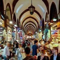 Shopping, Grand Bazaar, Istanbul, Turkey