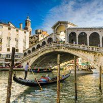 Rialto Bridge, Venice, Italy, Europe