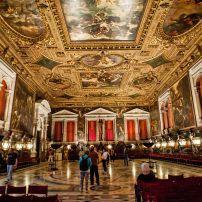 Room, Scuola Grande di San Rocco, Venice, Italy