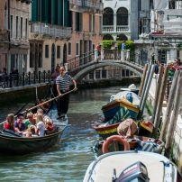 San Polo, Venice, Italy.