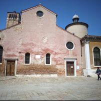 San Giacomo dell'Orio, Santa Croce, Venice, Italy.
